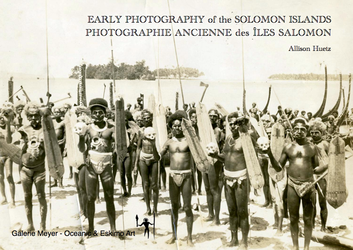 Early Photography in the Solomon Islands