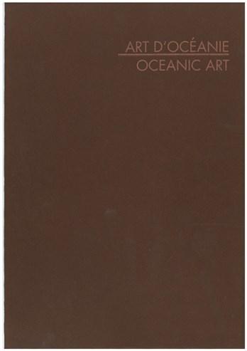 OCEANIC ART : ART D'OCEANIE