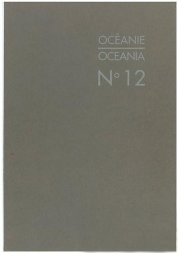 """OCEANIA N°12. """"SEPIK"""""""