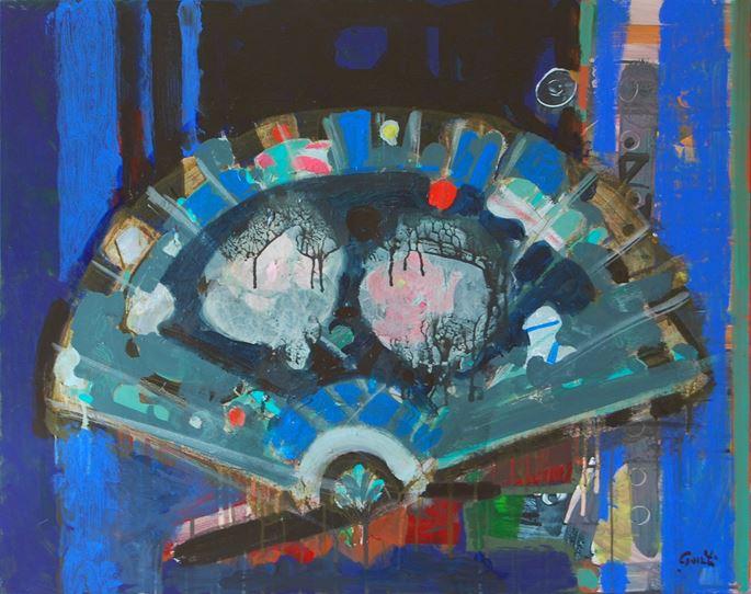 Gilles Gorriti - L'Eventail | MasterArt