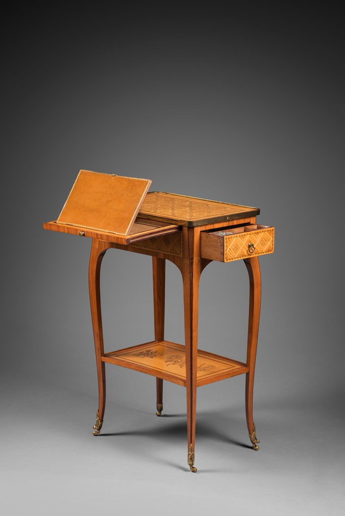 Roger Vandercruse Lacroix - Elegant Transition writing table | MasterArt