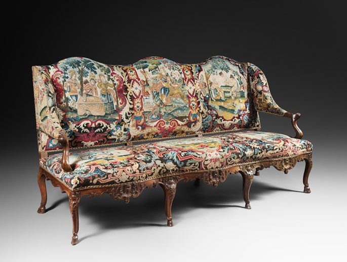 Rare set of chairs and couch | MasterArt
