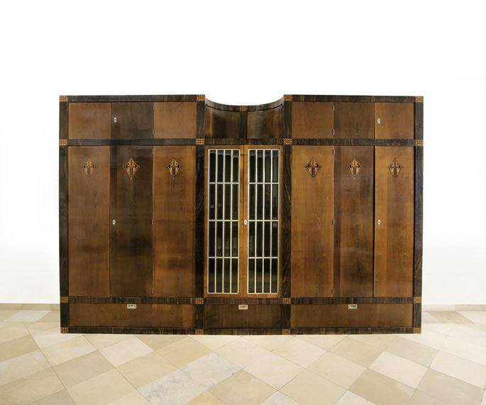 Josef  Hoffmann - Cupboard from the Apartment Magda Mautner-Markhof | MasterArt