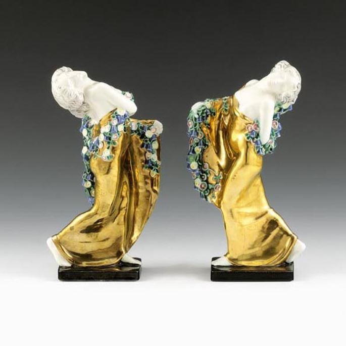 Michael Powolny - Two Dancers | MasterArt