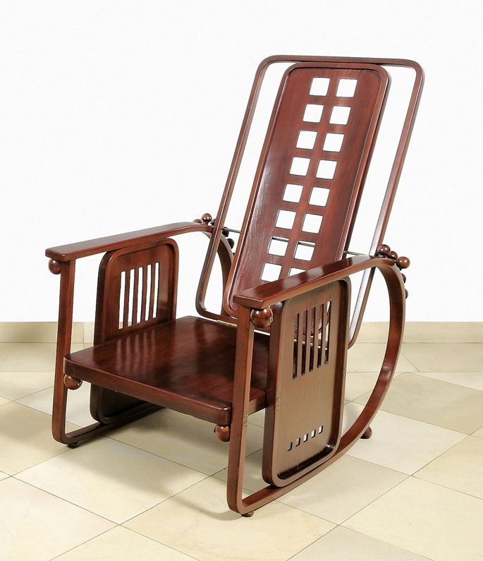 Josef  Hoffmann - Two Seating Machines | MasterArt