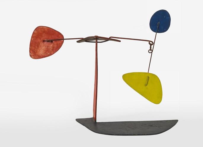 Alexander Calder - Untitled | MasterArt