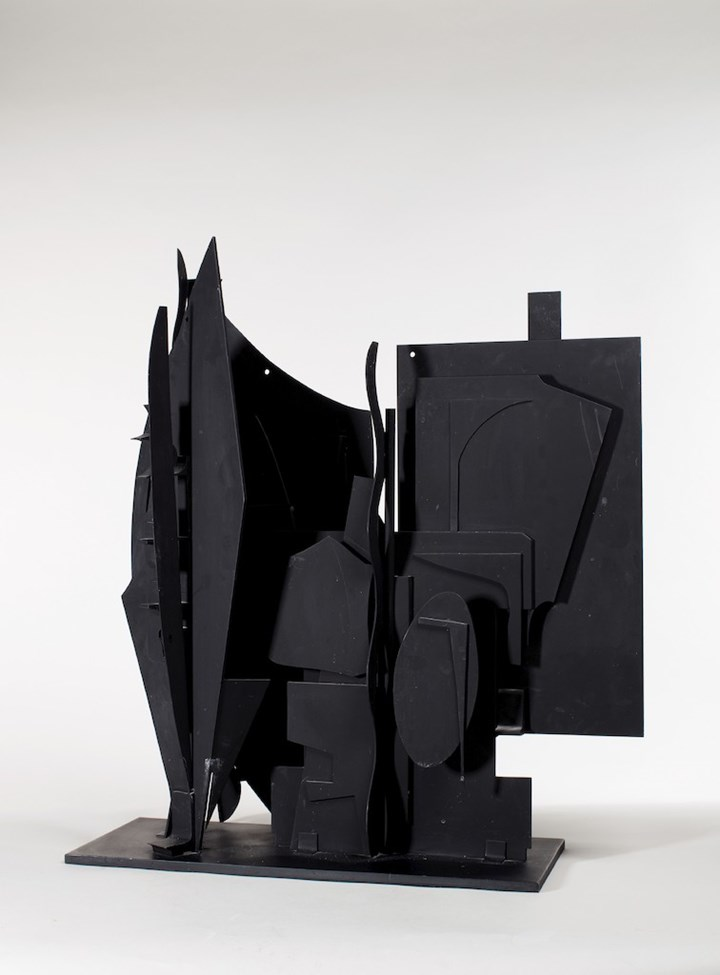 Maquette for Night Wall I