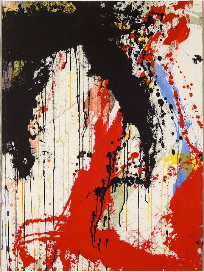 Norman  Bluhm - Untitled | MasterArt