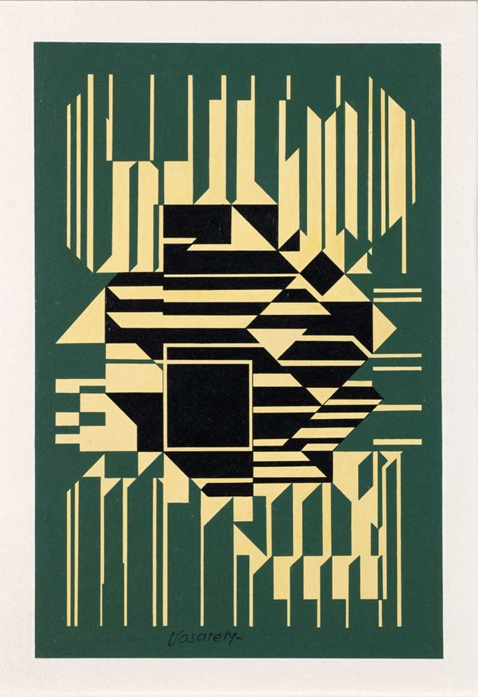 Victor Vasarely - Orne | MasterArt