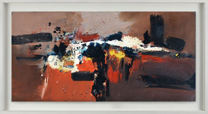 Denis Bowen - Atomic Image I | MasterArt