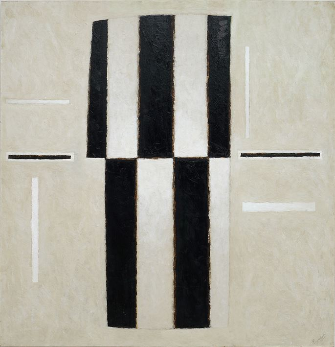 Alan REYNOLDS - Forms Black White and Grey | MasterArt
