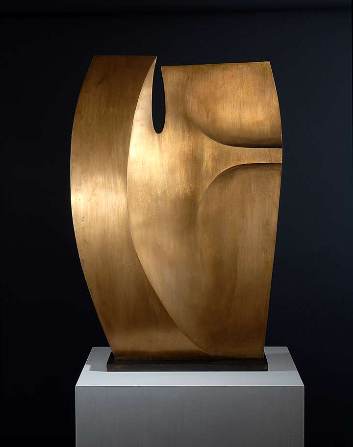 Slim Bronze No. 3 (Large version) Opus 347