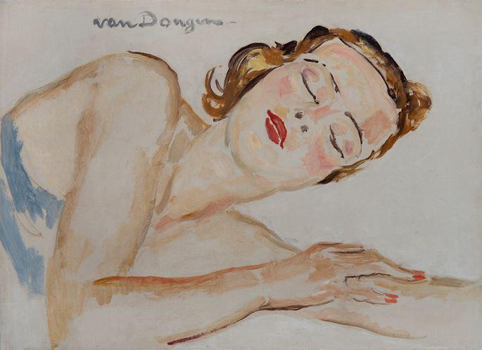 Kees Van Dongen - Dreaming of love | MasterArt