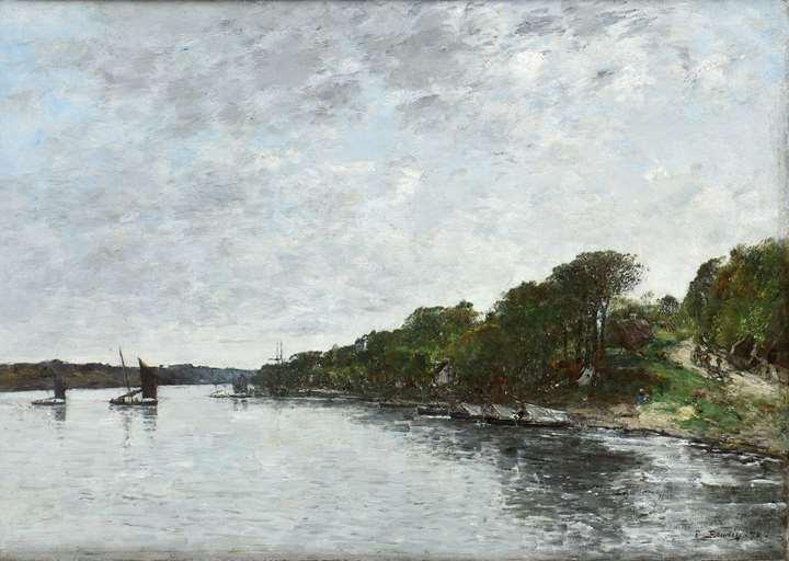 Rivière en Bretagne