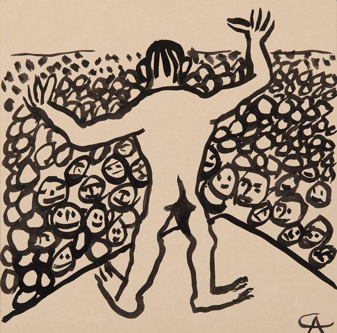 Alexander Calder - Composition | MasterArt