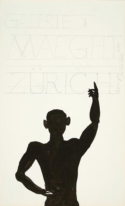 Alexander Calder - Sans titre | MasterArt