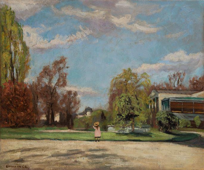 Charles Camoin - Promenade au parc | MasterArt