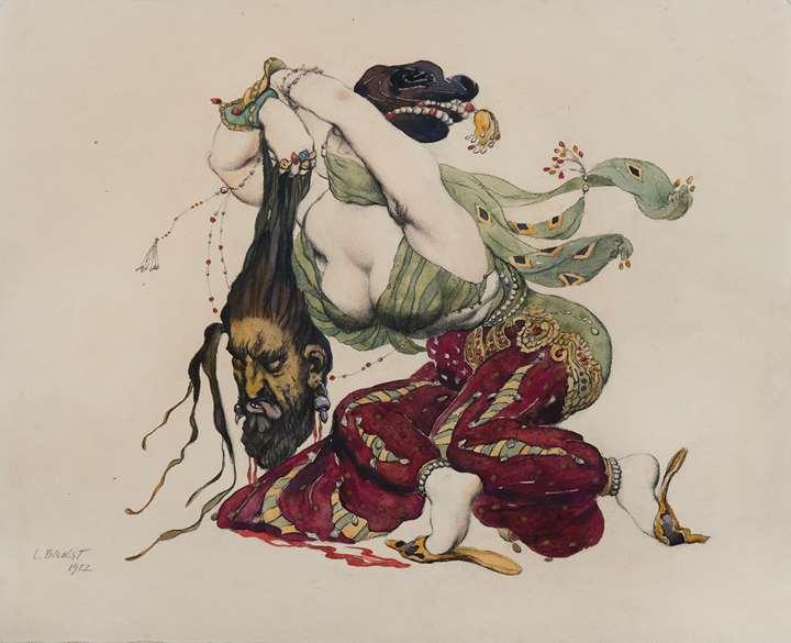 Judith et Holopherme