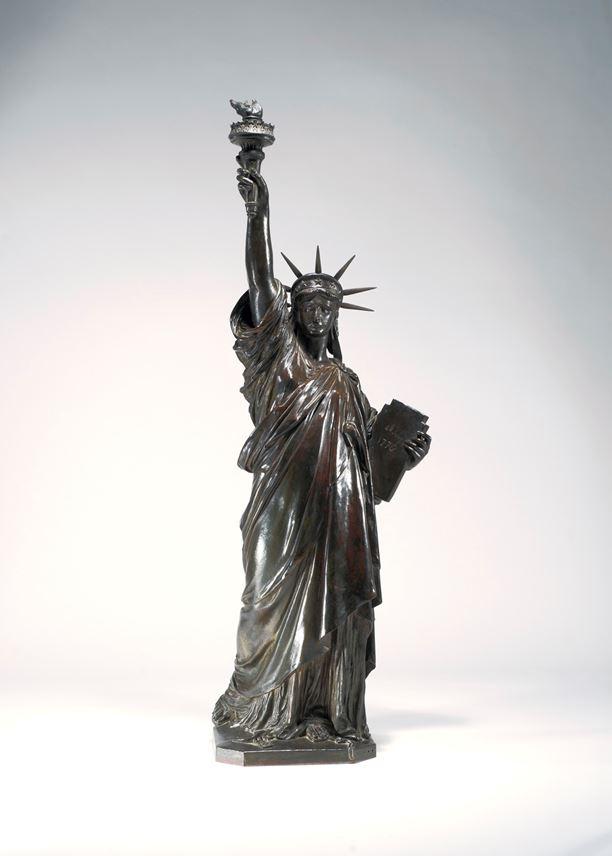 Auguste Bartholdi - La Liberté éclairant le Monde | MasterArt