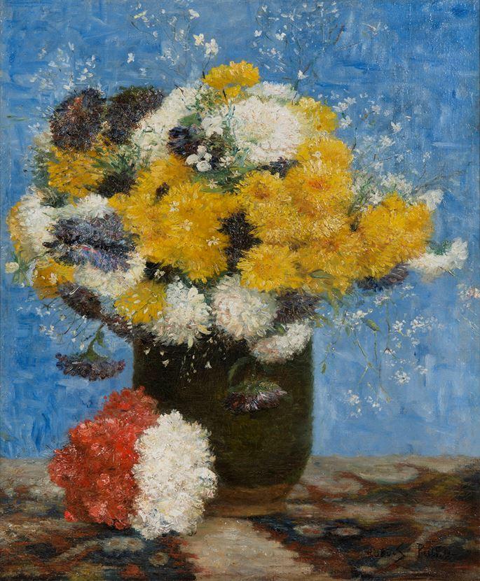 Albert DUBOIS-PILLET - Bouquet de fleurs | MasterArt