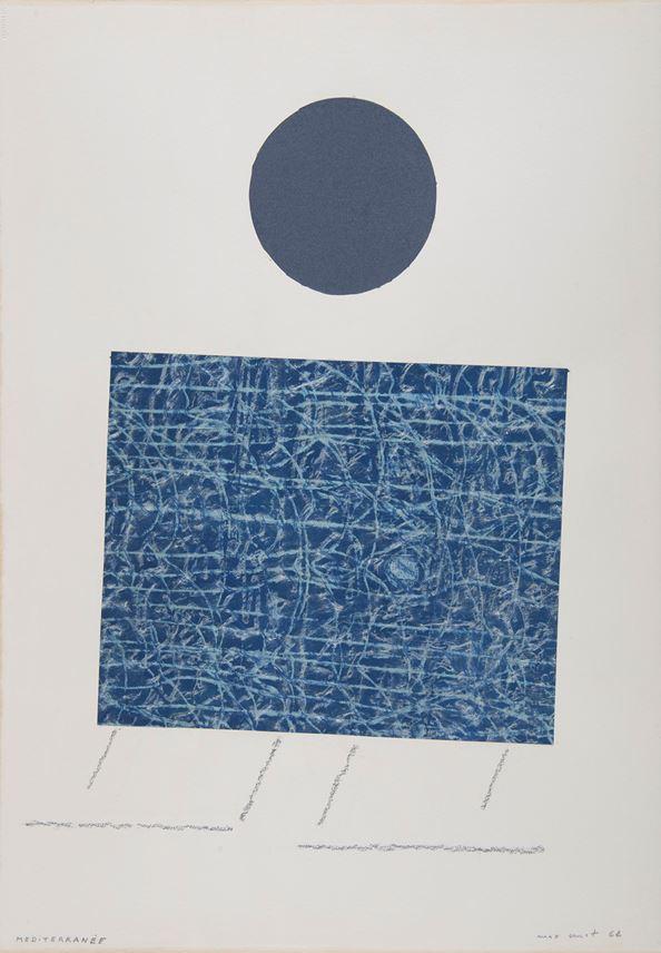 Max Ernst - Méditerrannée | MasterArt