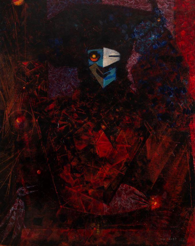 Max Ernst - Projet pour un monument à Léonardo da Vinci | MasterArt