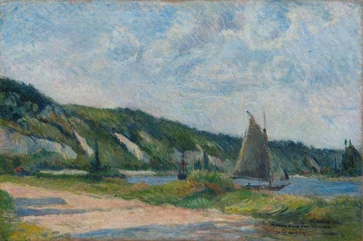 Les falaises dela Bouille