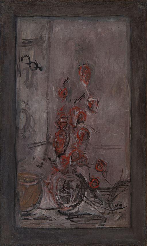 Alberto  GIACOMETTI - Bouquet de Physalis | MasterArt