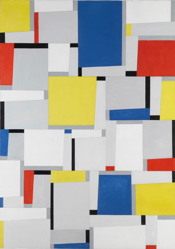 Fritz Glarner - Relational paiting N°63 | MasterArt
