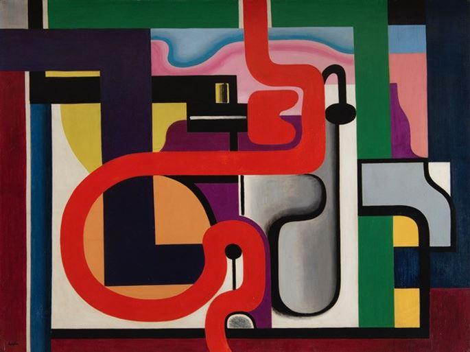 Auguste Herbin - Composition | MasterArt