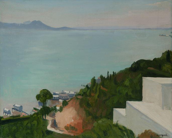 Albert Marquet - La baie de Tunis | MasterArt