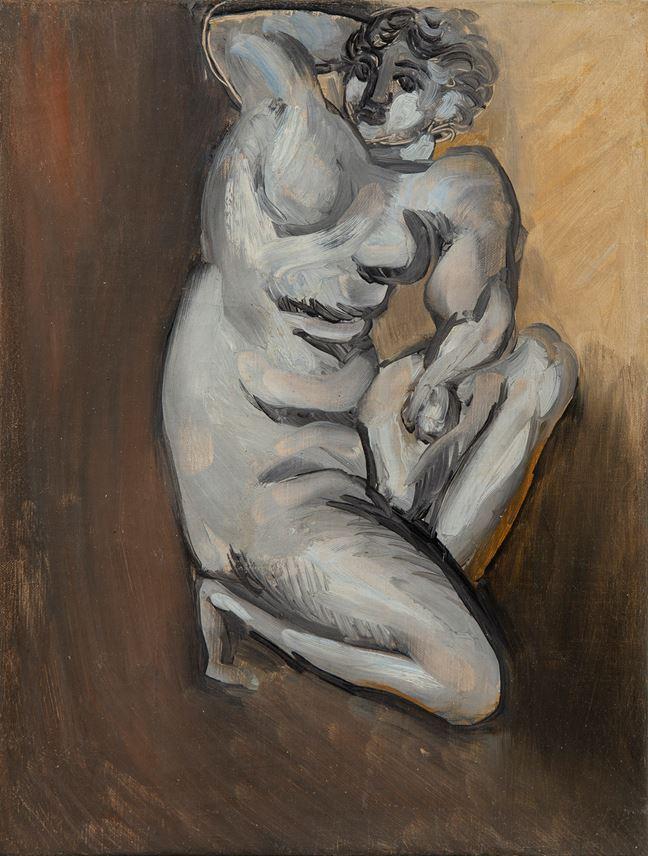 Henri Matisse - Nu agenouilé | MasterArt