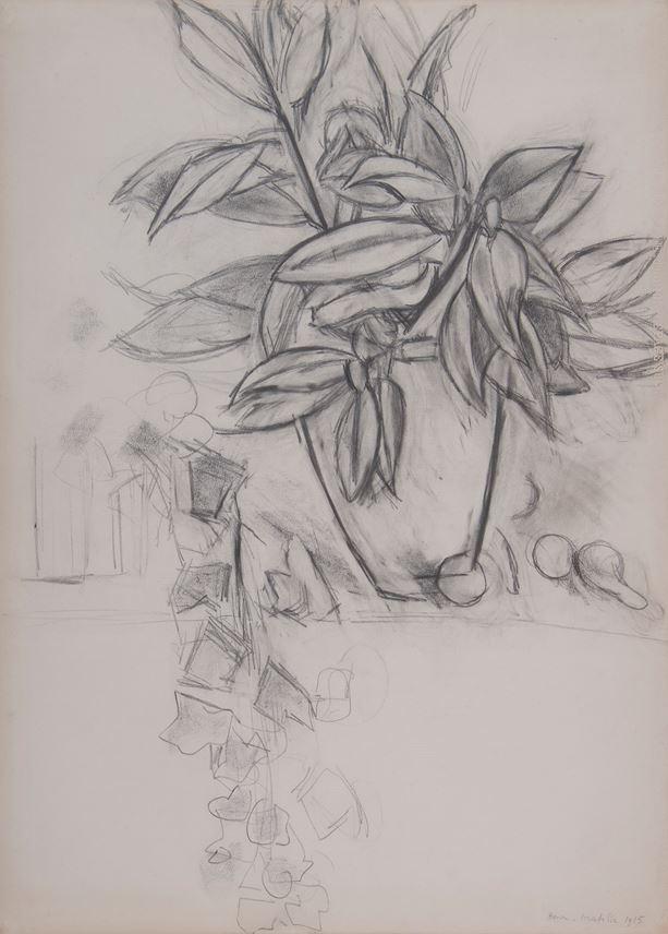 Henri Matisse - Nature morte au lierre   MasterArt