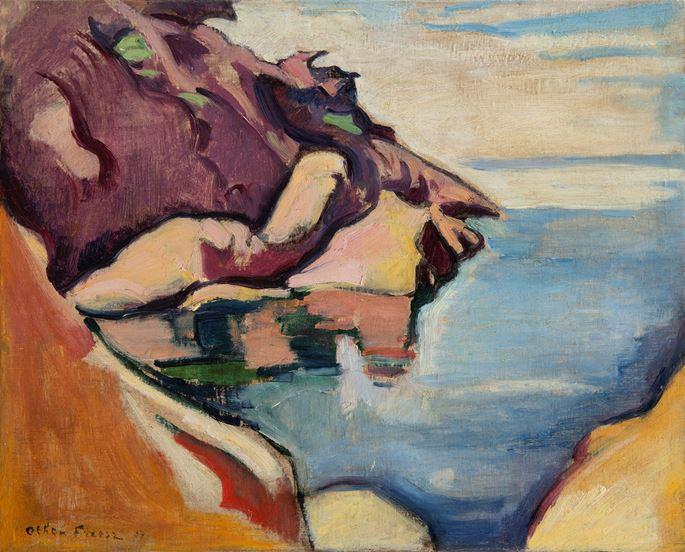 Emile Othon Friesz - La baie du Bec de l'aigle | MasterArt
