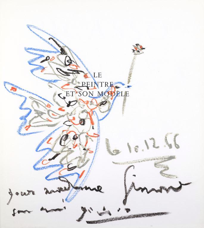 Pablo Picasso - Colombe | MasterArt