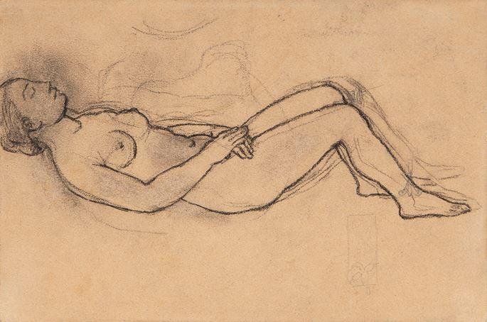 Pablo Picasso - Nu étendu | MasterArt