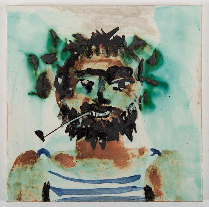 Pablo Picasso - Faune | MasterArt
