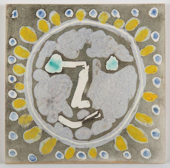 Pablo Picasso - Tête de Faune   MasterArt