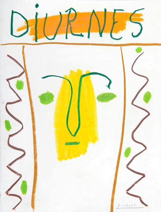 Pablo Picasso - Diurnes | MasterArt