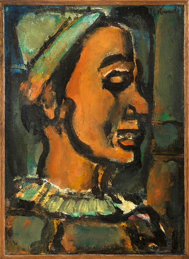 Georges ROUAULT - Le clown Jim | MasterArt