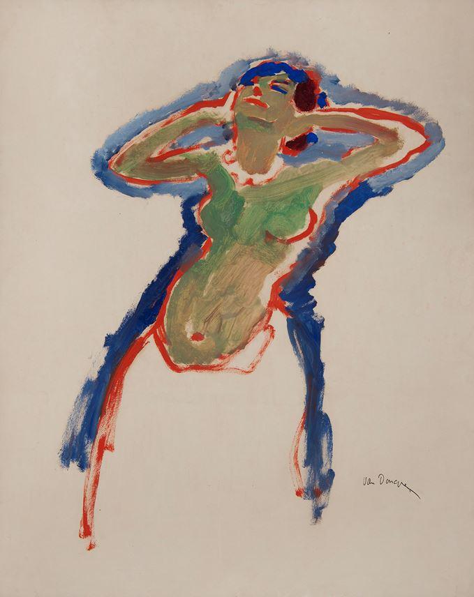 Kees Van Dongen - Danseuse | MasterArt