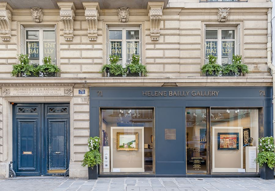 Helene Bailly Gallery
