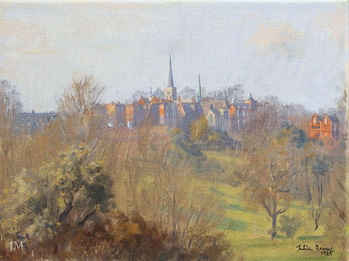 Julian Barrow - Harrow on the Hill | MasterArt