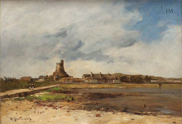 The Vauban Tower, St Vaast la Hougue