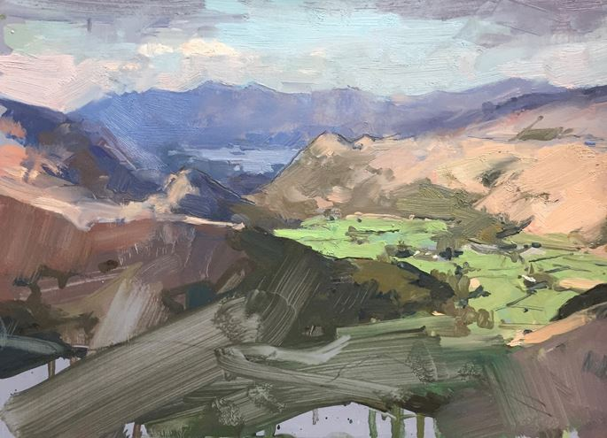 James Hart Dyke - Borrowdale, Lake District | MasterArt