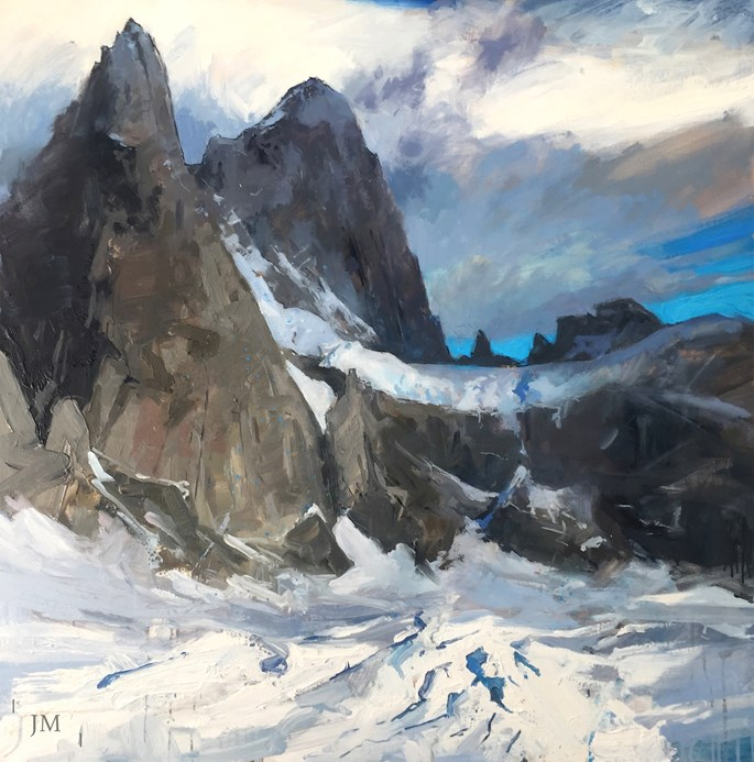 James Hart Dyke - Cathedrals of the world, Fitz Roy | MasterArt