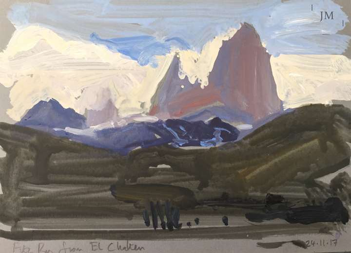 Fitz Roy from El Chalten