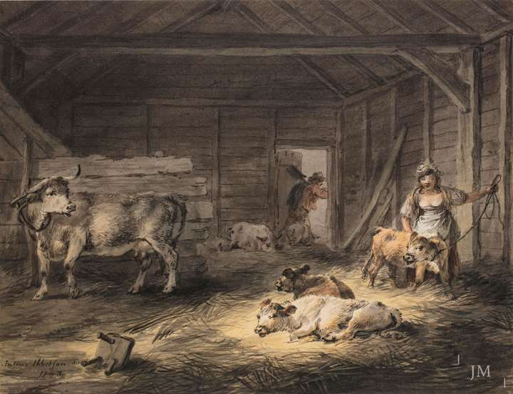 Lovers in a Stable