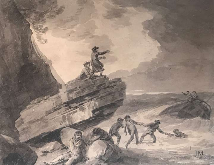 Rescuing Shipwrecked Mariners