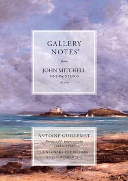 Gallery Notes November 2018